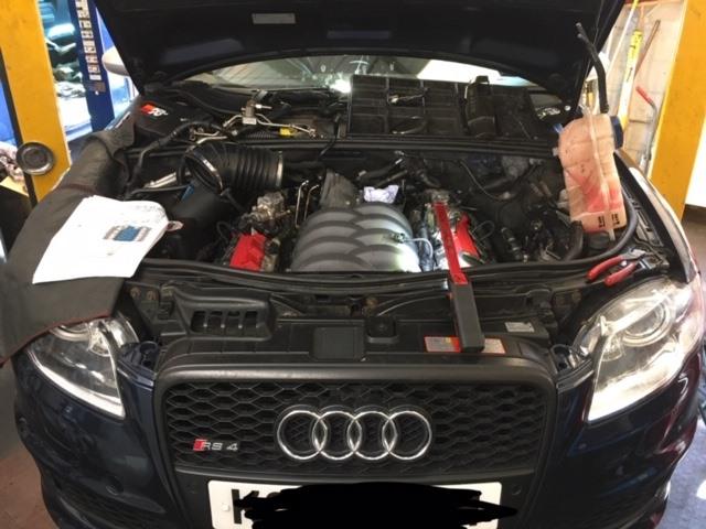 audi RS4 service repair
